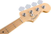 Fender American Professional Jazz Bass®, Maple Fingerboard, Olympic White