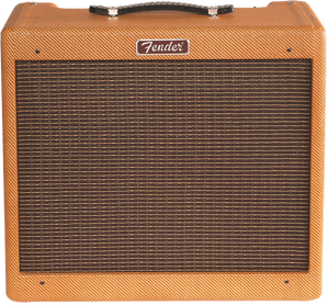 Fender Blues Junior Lacquered Tweed Amp