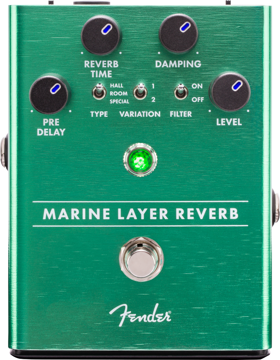 Fender Marine Layer Reverb