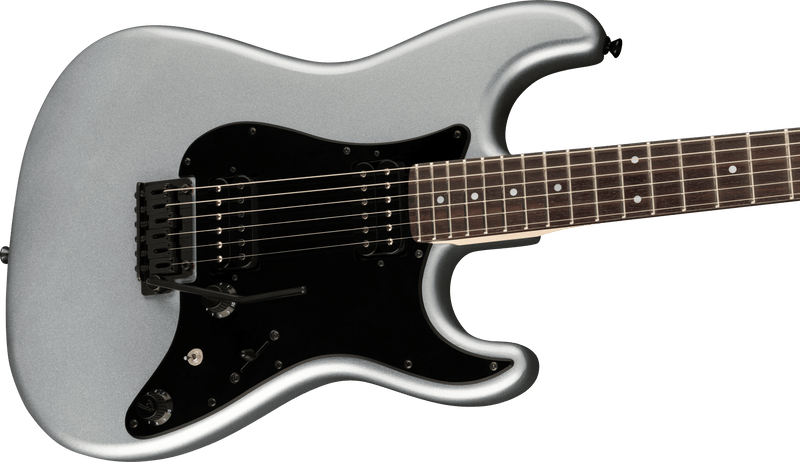 Fender Boxer Series Stratocaster® HH, Rosewood Fingerboard, Inca Silver