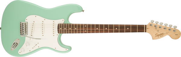Squier Affinity Series™ Stratocaster®, Laurel Fingerboard, Surf Green