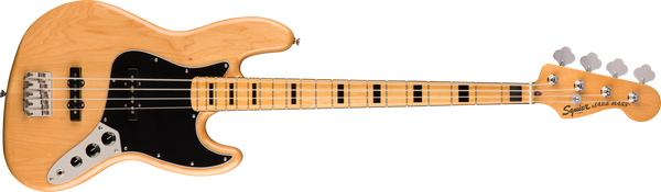 Squier Classic Vibe '70s Jazz Bass®, Maple Fingerboard, Natural