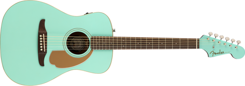 Fender Malibu Player Acoustic/Electric Guitar
