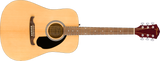 Fender FA-125 Dreadnought w/bag, Walnut Fingerboard