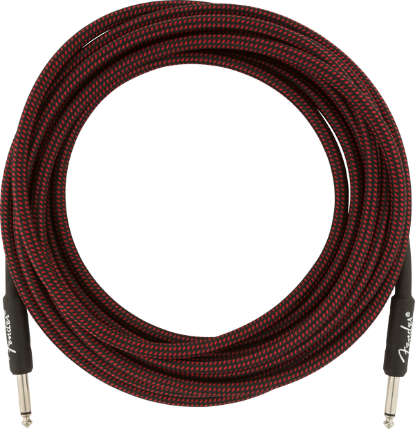 Fender Professional Series Instrument Cable 15ft