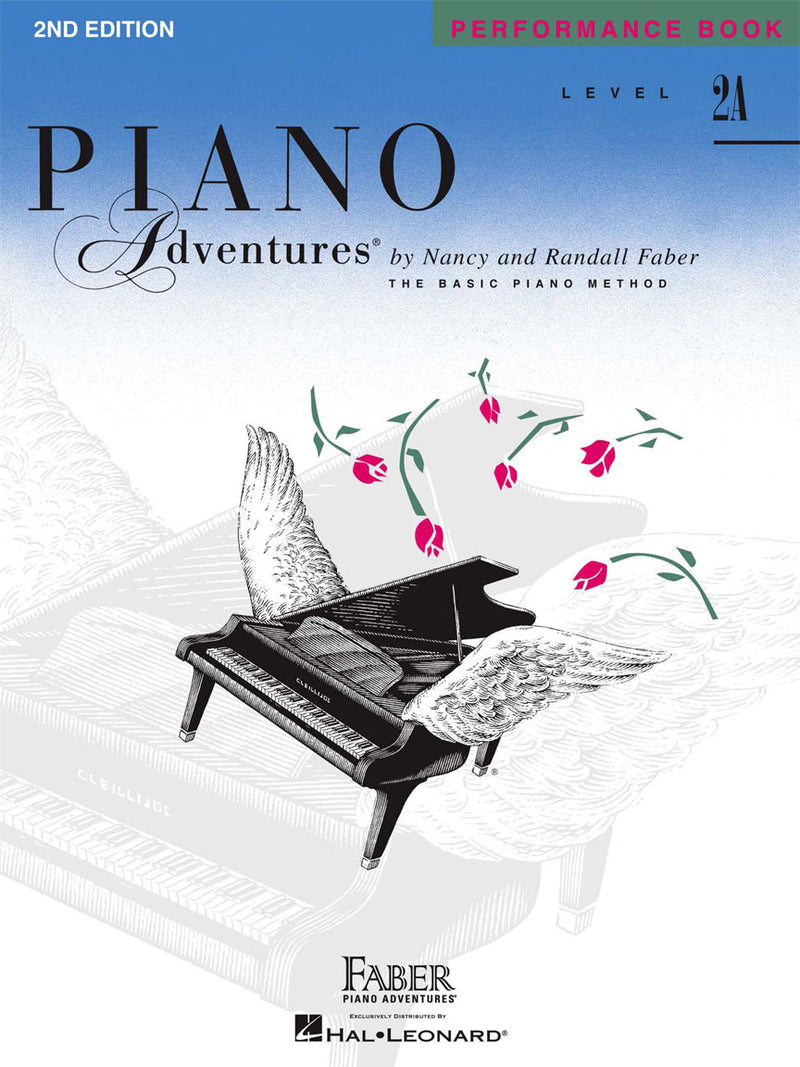 Hal Leonard Faber Piano Adventures® Piano Adventures - Level 2A - Performance Book - 2nd Edition