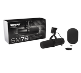 Shure SM7B Broadcast Microphone