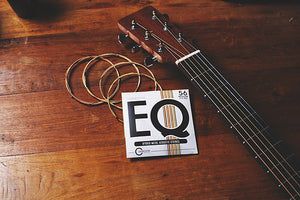 Cleartone EQ Acoustic Guitar Strings