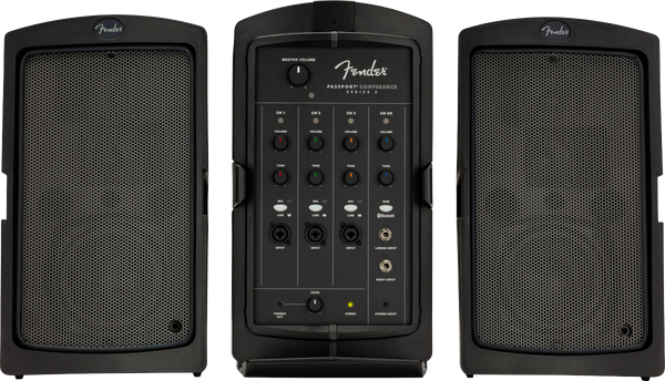 Fender Passport® Conference Series 2, Black