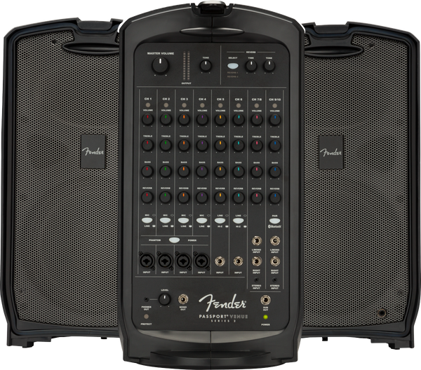 Fender Passport® Venue Series 2, 120V, Black