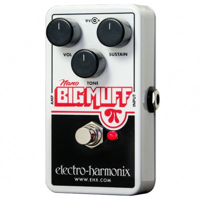 EHX Nano Big Muff Pi Distortion / Fuzz / Overdrive