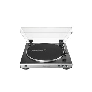 Audio Technica ATLP60X Fully Automatic Belt-Drive Stereo Turntable