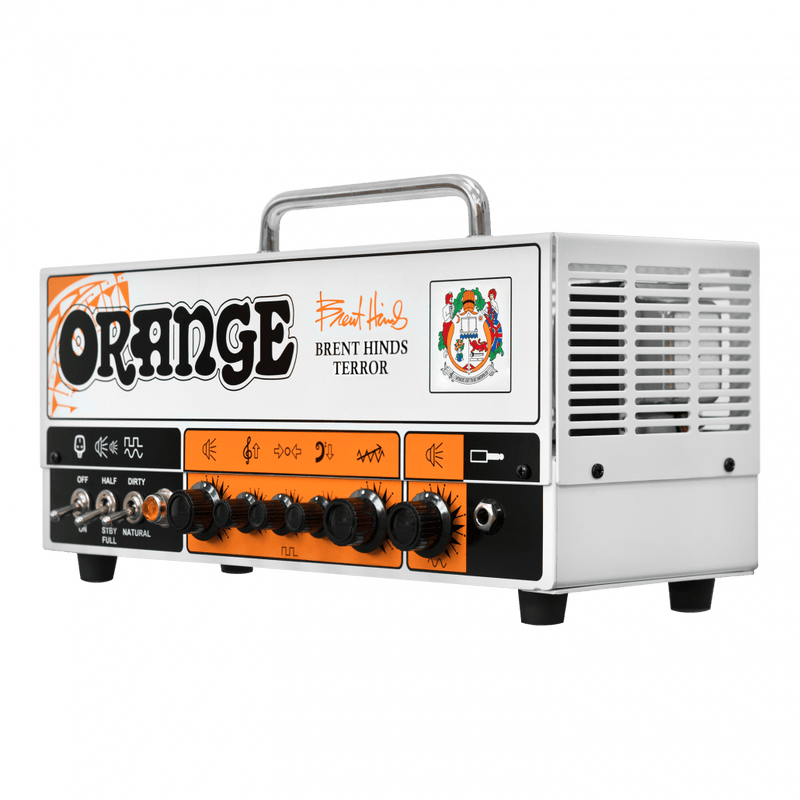 Orange Brent Hinds Terror Signature Amp