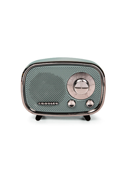 Crosley Rondo Bluetooth Speaker - Tourmaline