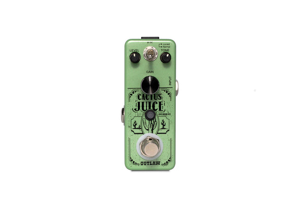 Outlaw Cactus Juice 2-Mode Overdrive