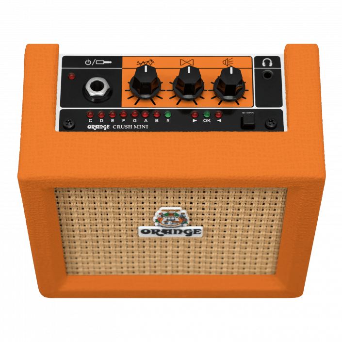 Orange Crush Mini Amp