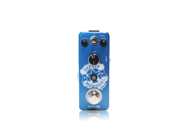 Outlaw Deputy Marshal Plexi Distortion