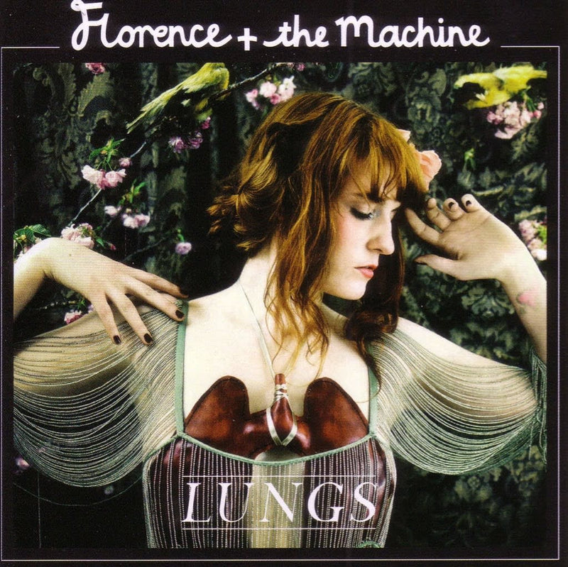 VINYL FLORENCE AND THE MACHINE LUNGS