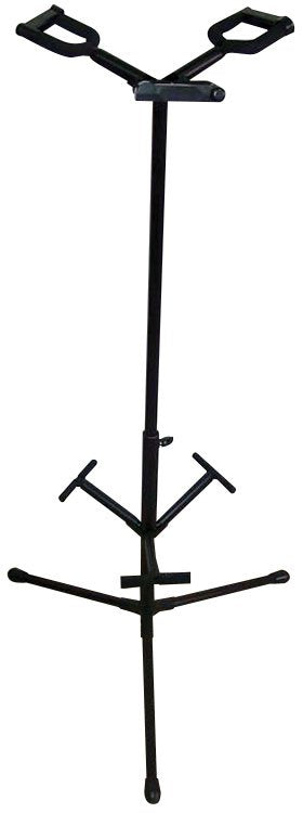 Profile Triple Guitar Stand With Lock Arm