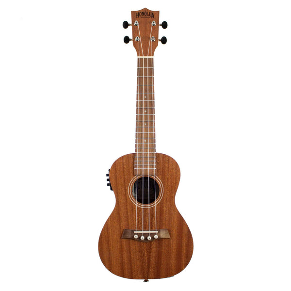 Honolua Honu Concert Acoustic Electric Ukulele