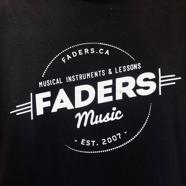 Faders Logo T Shirt
