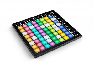 Novation Launchpad X 64-Pad USB MIDI Controller for Ableton Live