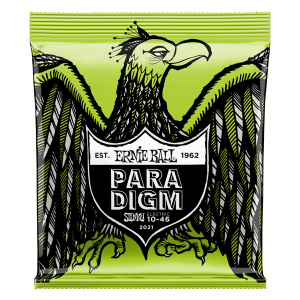 Ernie Ball Paradigm Electric Guitar Strings