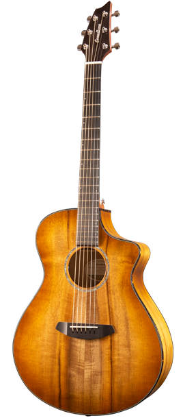Breedlove Pursuit Exotic Concert Prairie Burst CE Acoustic