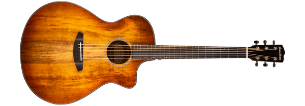 Breedlove Pursuit Exotic Concerto Prairie Burst CE Acoustic