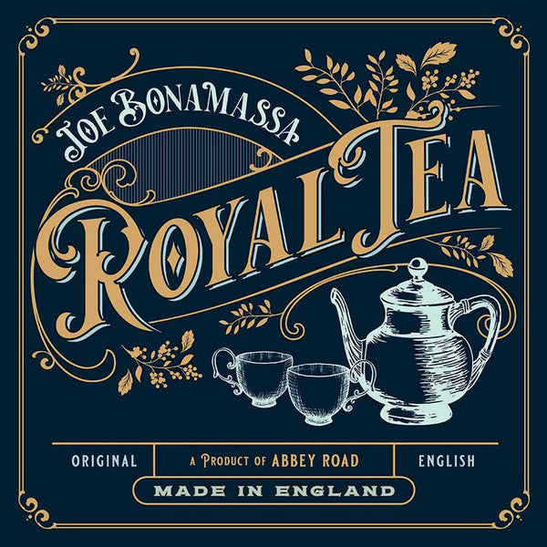 VINYL Joe Bonamassa Royal Tea (2LP)