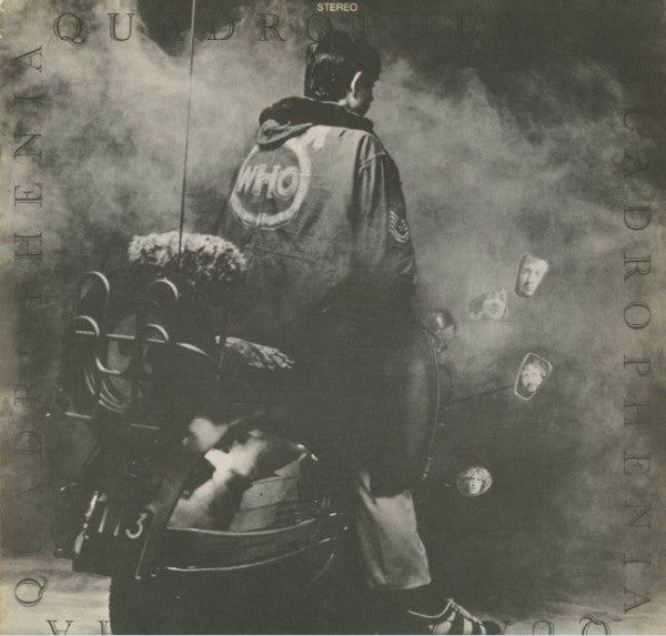 VINYL THE WHO QUADROPHENIA (2LP)