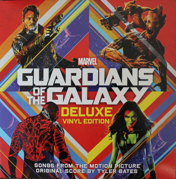 VINYL SOUNDTRACK / GUARDIANS OF THE GALAXY (2LP DLX)