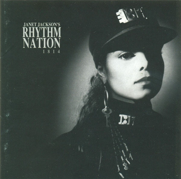 VINYL JANET JACKSON RHYTHM NATION 1814 (2LP)