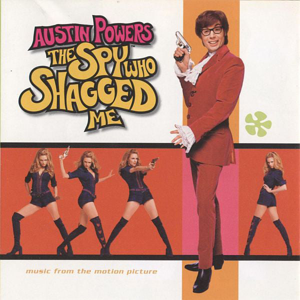 VINYL AUSTIN POWERS THE SPY WHO SHAGGED ME SOUNDTRACK 2020/RSD3