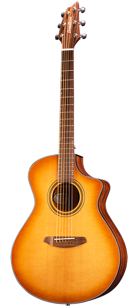 Breedlove Organic Signature Concert Copper CE Acoustic