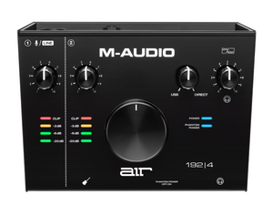M-Audio AIR192/4 USB Audio Interface