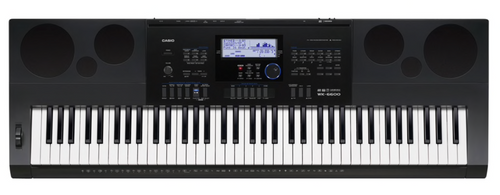 Casio WK-6600 Portable Keyboard *NEW FOR 2020*