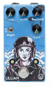 Walrus Audio Lillian Multi-Stage Analog Phaser