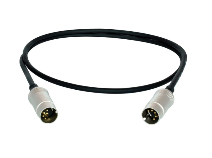 Digiflex 6ft Deluxe MIDI Cables