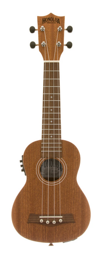 Honolua Honu Soprano Electric Ukulele