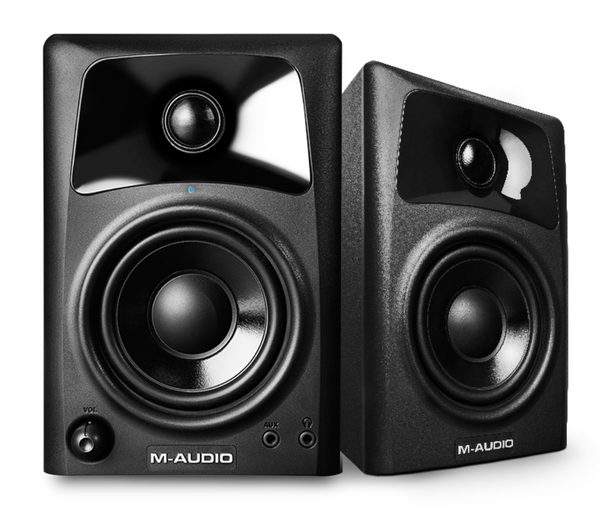 M-Audio AV42 Desktop Speakers for Professional Media Creation