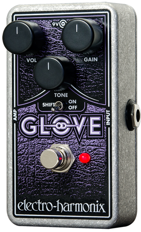 EHX OD Glove MOSFET Overdrive / Distortion