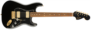 Fender Channel Exclusive Mahogany Blacktop Stratocaster® 2020 Black