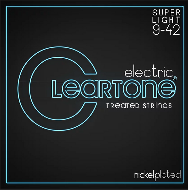 Cleartone Treated Electric Strings