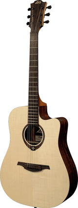 LAG Guitars Dreadnought Cutaway Electro Guitar