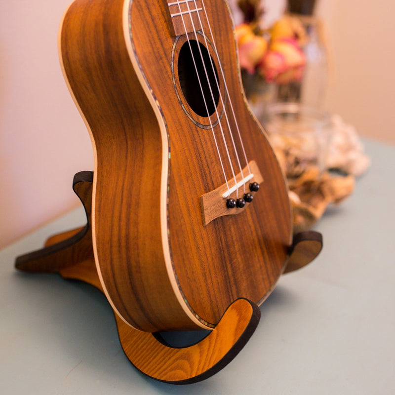 Honolua Deluxe Ukulele Wood Stand