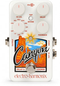 EHX Canyon Delay & Looper