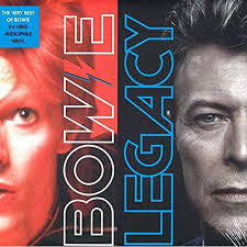 VINYL DAVID BOWIE LEGACY (2LP/EURO EDITION)