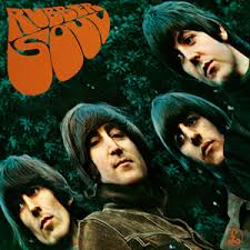 VINYL BEATLES RUBBER SOUL