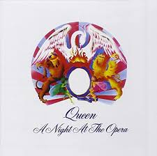 VINYL QUEEN A NIGHT AT THE OPERA